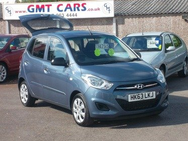 Hyundai I10 1.2 CLASSIC ONLY 6,000 MILES WITH SERVICE HISTORY
