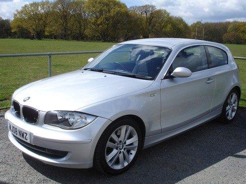 BMW 123 123d SE