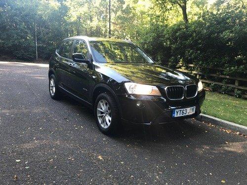 BMW X3 2.0 SDRIVE18d SE