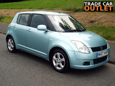 Suzuki Swift 1.5 GLX +NEW MOT+