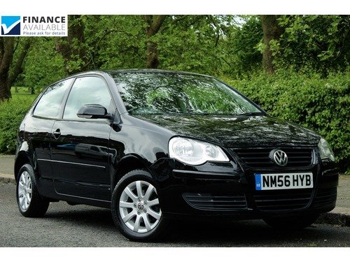 Volkswagen Polo 1.4 SE 80PS >> 1 LADY OWNER FROM NEW <<
