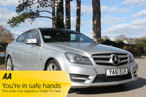 Mercedes C Class C250 BLUEEFFICIENCY AMG SPORT