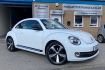 Volkswagen Beetle SPORT TSI BLUEMOTION TECHNOLOGY
