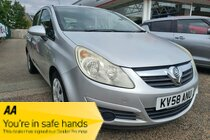 Vauxhall Corsa CLUB AC - Ideal first car!!! low insurance low mileage cheap to run