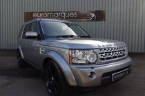 Land Rover Discovery 3.0 SDV6 XS