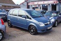 Vauxhall Meriva CLUB 16V