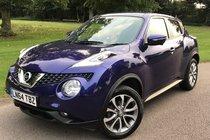 Nissan Juke 1.6 TEKNA CVT