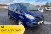 Ford Transit Custom 290 LIMITED LR P/V LWB .