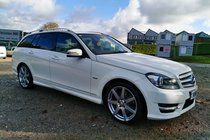 Mercedes C Class C350 CDI BLUEEFFICIENCY SPORT #FinanceAvailable