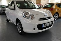 Nissan Micra ACENTA AUTOMATIC