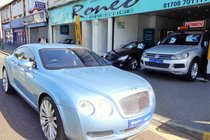 Bentley Continental GT COUPE, STUNNING CONDITION, FULL SERVICE HISTORY