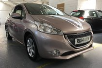 Peugeot 208 ACTIVE ONLY 55950 MILES!!
