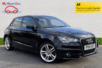 Audi A1 SPORTBACK TDI S LINE