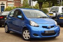 Toyota AYGO VVT-I BLUE MM