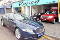 Jaguar XJ D V6 PORTFOLIO FULLY LOADED, MUST BE SEEN!!