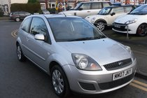 Ford Fiesta SILVER LIMITED