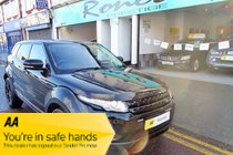 Land Rover Range Rover Evoque SD4 PRESTIGE  STUNNING EXAMPLE!