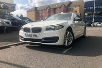 BMW 5 SERIES 520d SE.SatNav+Leather+Crusie+BT