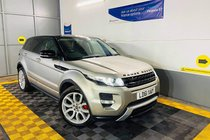 Land Rover Range Rover Evoque SD4 DYNAMIC LUX