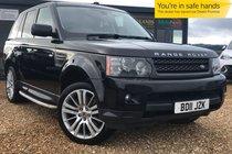 Land Rover Range Rover Sport TDV6 HSE TV + FRIDGE + NAV + REVERSE CAMERA