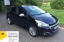 Peugeot 208 PURETECH S/S SIGNATURE FULL PEUGEOT HISTORY DAB RADIO BLUETOOTH