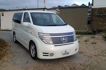 Nissan Elgrand -