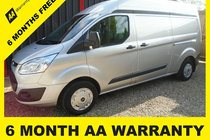 Ford Transit 290 TREND LR P/V 6 MONTH WARRANTY-12 MONTH MOT-12 MONTH SERVICE-12 MONTH AA COVER