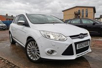Ford Focus 2.0 TDCI TITANIUM X 5dr Manual