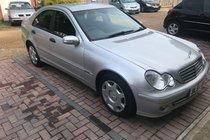 Mercedes C Class C200 CDI Classic
