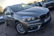 BMW 2 SERIES 220d LUXURY GRAN TOURER AUTO 7 SEATS