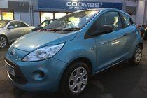 Ford Ka Studio 1.2 69PS