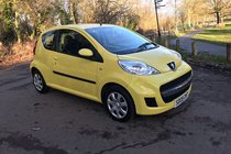 Peugeot 107 1.0 Urban FINANCE AVAILABLE