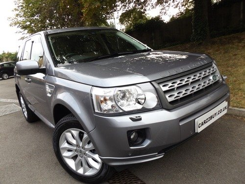 Land Rover Freelander 2.2 SD4 HSE AUTO. Finance Available STS