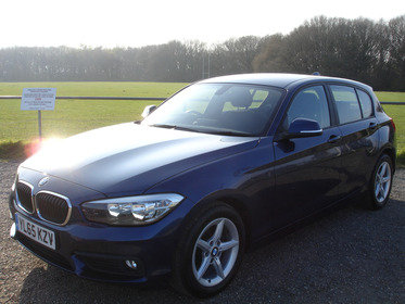 BMW 1 SERIES 1.5 116d Efficient Dynamics Plus