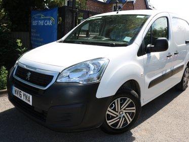 Peugeot Partner 1.6 HDI CRC