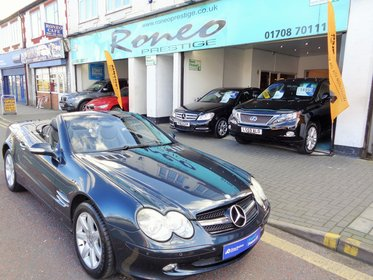 Mercedes SL SL350 CONVERTIBLE, FULL SERVICE, 12 MONTHS MOT, FINANCE AVAILABLE