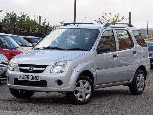 Suzuki Ignis 1.3 VVT GL