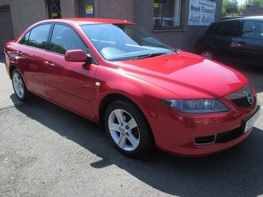 Mazda 6 1.8 TS - 12 MONTHS MOT, SERVICED, 3 MONTHS WARRANTY AND 12 MONTHS AA COVER INCLUDED -