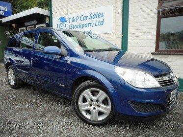 Vauxhall Astra 1.6I 16V VVT CLUB 5 DOOR ESTATE
