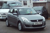 Suzuki Swift SZ2 1.2 70,000 MILES SERVICE HISTORY LOW INSURANCE £30 ROAD TAX