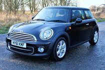 MINI Hatch 2.0 Cooper D (Pepper pack)