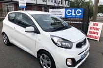 Kia Picanto 1/5 SERVICES LAST ONE SEPTEMBER 2019/FREE TAX