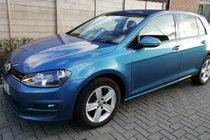 Volkswagen Golf MATCH EDITION TDI BMT DSG SAT NAV