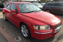 Volvo S60 2.4 D5 SE 4dr GOOD HISTORY, SAT NAV