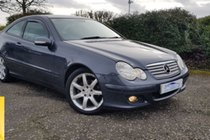Mercedes C Class C220 CDI SE A Very Nice car Fully Warranted With AA Cover