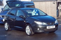 SEAT Ibiza 1.2 TSi SPORTRIDER 1 OWNER 50,000 MILES SERVICE HISTORY