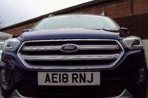 Ford Kuga 2.0 TITANIUM X AWD TDCI 180 6SP AUTOMATIC SAT NAV APP PACK