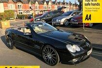 Mercedes SL 5.4