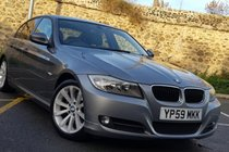 BMW 3 SERIES 320d SE BUSINESS EDITION*SERVICE HISTORY*SAT NAV*AUTOMATIC*