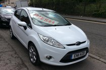 Ford Fiesta TITANIUM TDCI - BUY NO DEPOSIT AND FROM £26 A WEEK . DELIVERY SERVICE AVAILABLE
